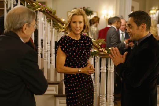 Bipartisanship madam secretary s4e9
